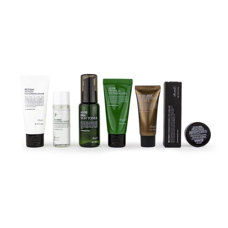 Picture of Benton Travel Kit 7products