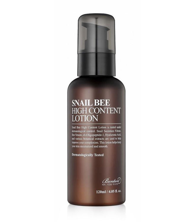 Picture of Benton Snail Bee High Content Lotion 120ml