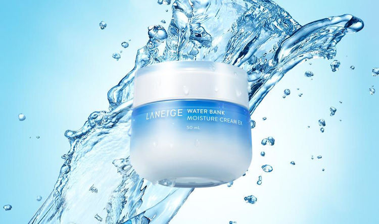 Picture of LANEIGE  Water Bank Moisture Cream EX  50ml