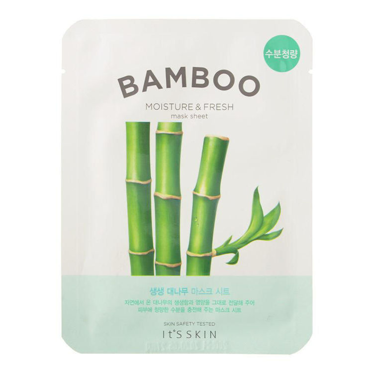 Изображение на ШИЙТ МАСКА С БАМБУК  It'S SKIN  The Fresh Mask Sheet  Bamboo 21г