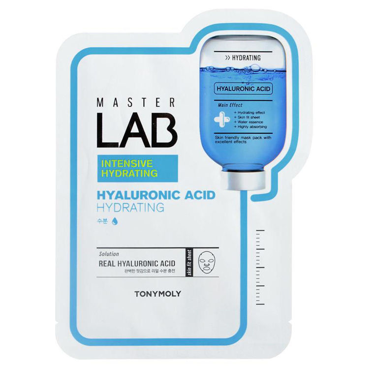 Picture of TONYMOLY  Master Lab Real Mask Sheet Hyaluronic Acid 19g