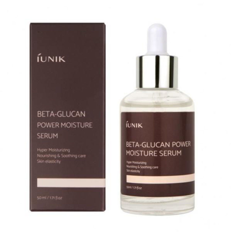 Picture of  IUNIK Beta-Glucan Power Moisture Serum 50ml