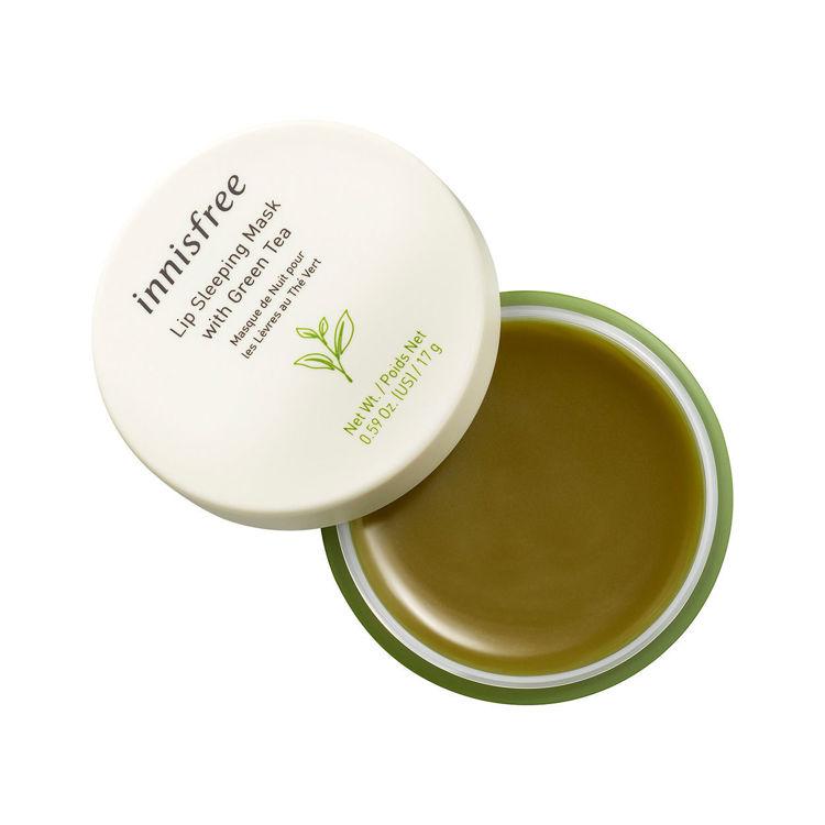Picture of Innisfree Green Tea Lip Sleeping Mask 17g