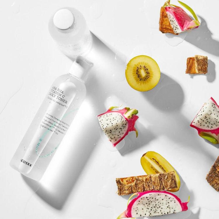 Изображение на ТОНЕР С ВИТАМИН С, AHA И BHA КИСЕЛИНИ COSRX Refresh AHA BHA Vitamin C Daily Toner 150мл