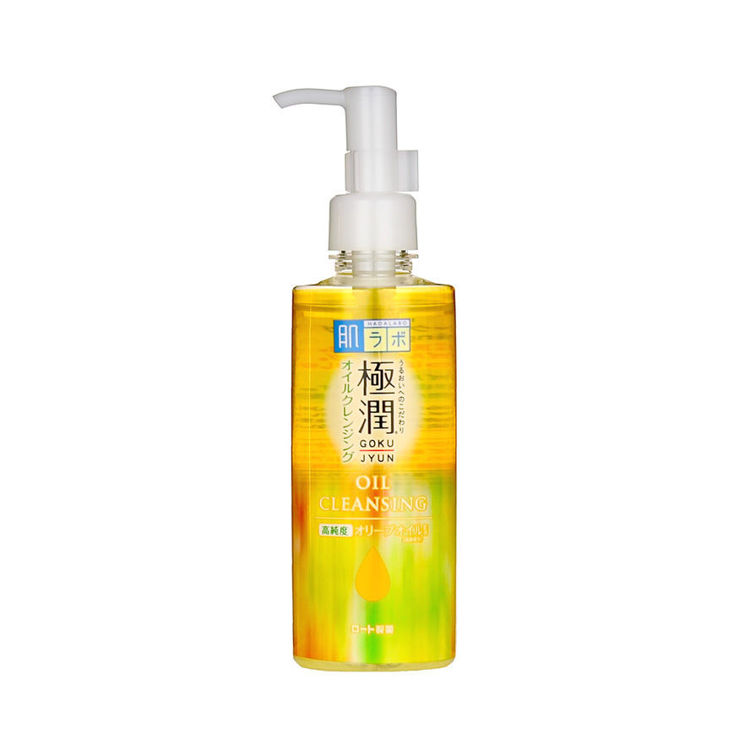 Picture of Rohto Mentholatum Hada Labo Gokujyun Oil Cleansing 200ml