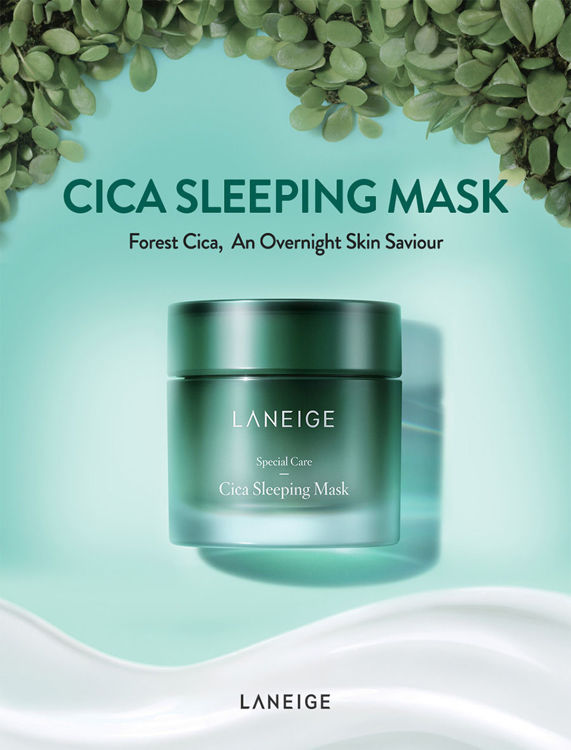 Picture of LANEIGE Cica Sleeping Mask 10ml
