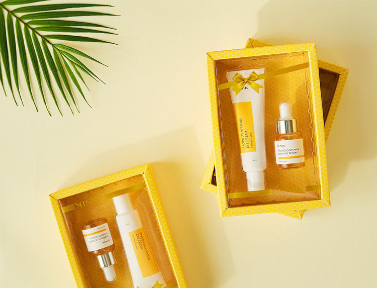 Picture of IUNIK Propolis Vitamin Eye Cream Set