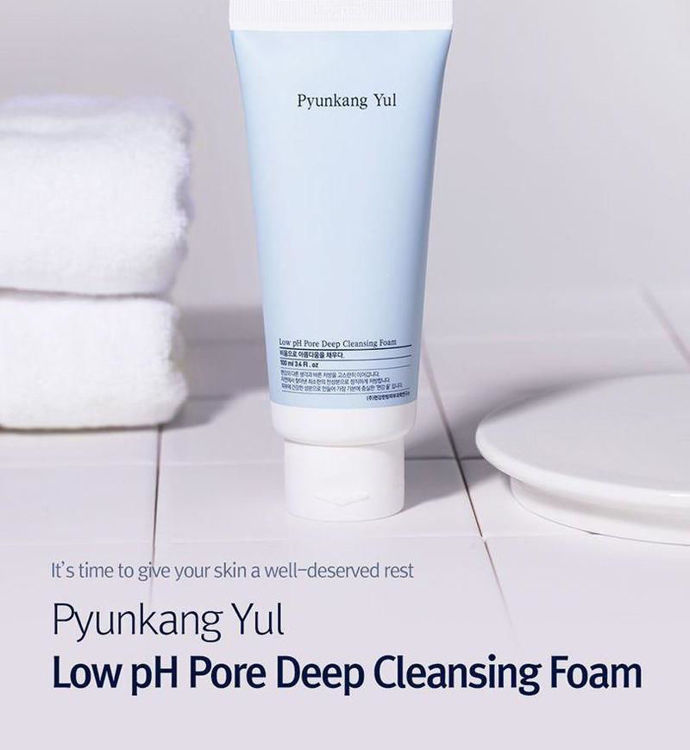 Picture of Pyunkang Yul Low pH Pore Deep Cleansing Foam 100ml