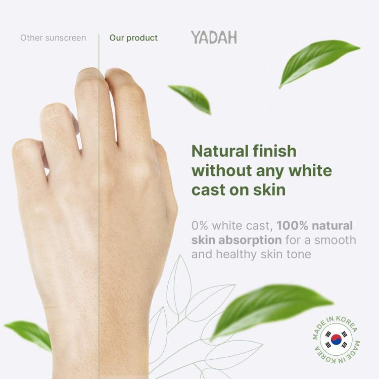 Изображение на СЛЪНЦЕЗАЩИТНО МЛЯКО YADAH Oh My Sun Protection Milk SPF30 PA ++++ 50мл