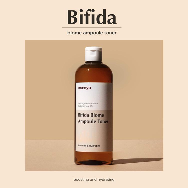 Изображение на ТОНЕР ЗА ЛИЦЕ Ma:nyo Bifida Biome Ampoule Toner 400мл